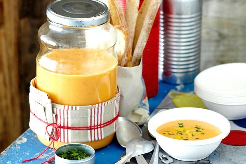 Suppen Fasten Anleitung