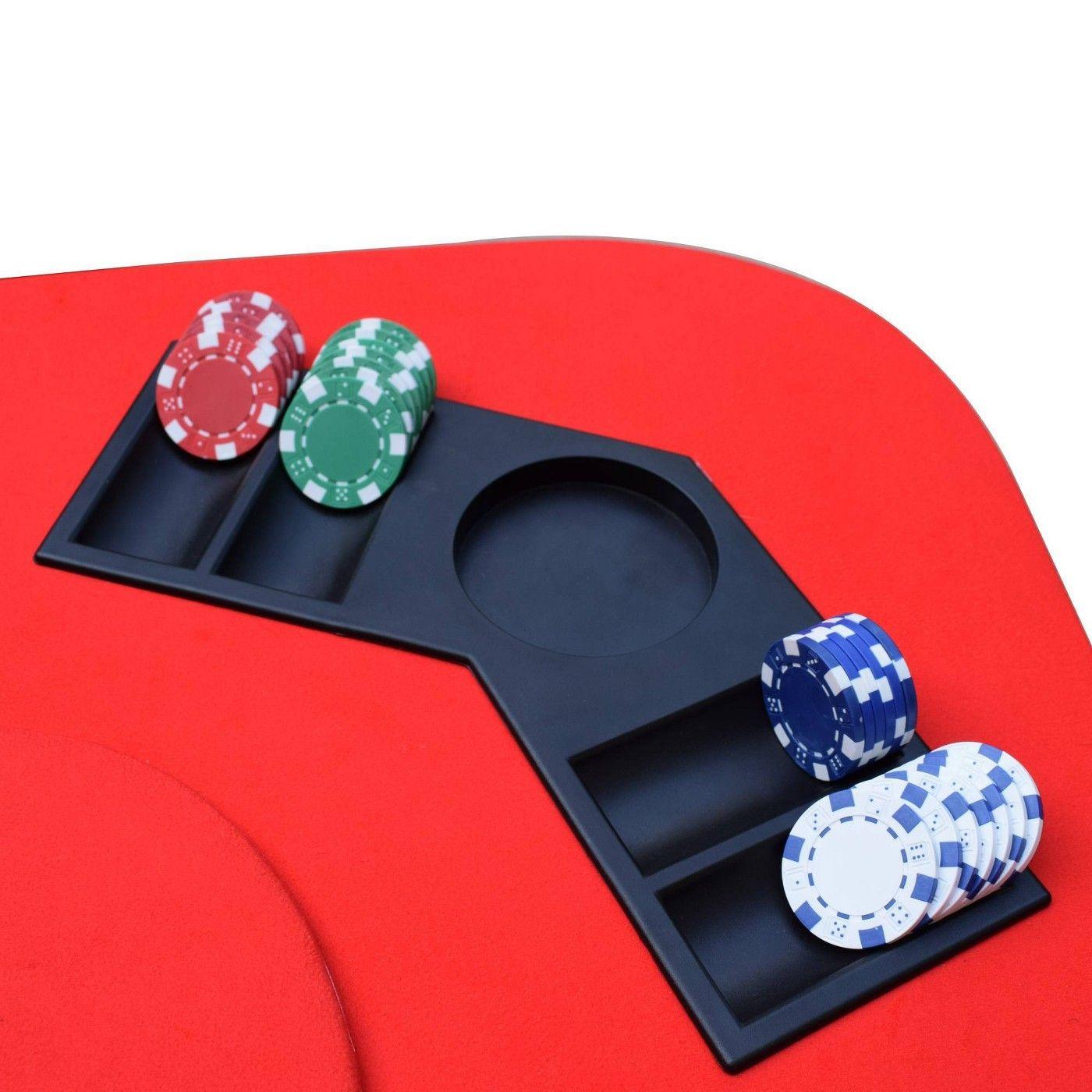 Hathaway No Limit 3in1 Portable Casino Tabletop