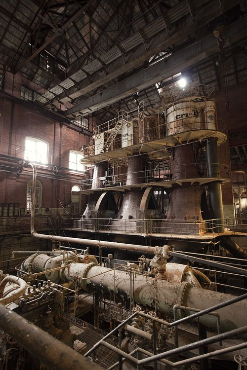 Abandoned water works(by stevenbley)