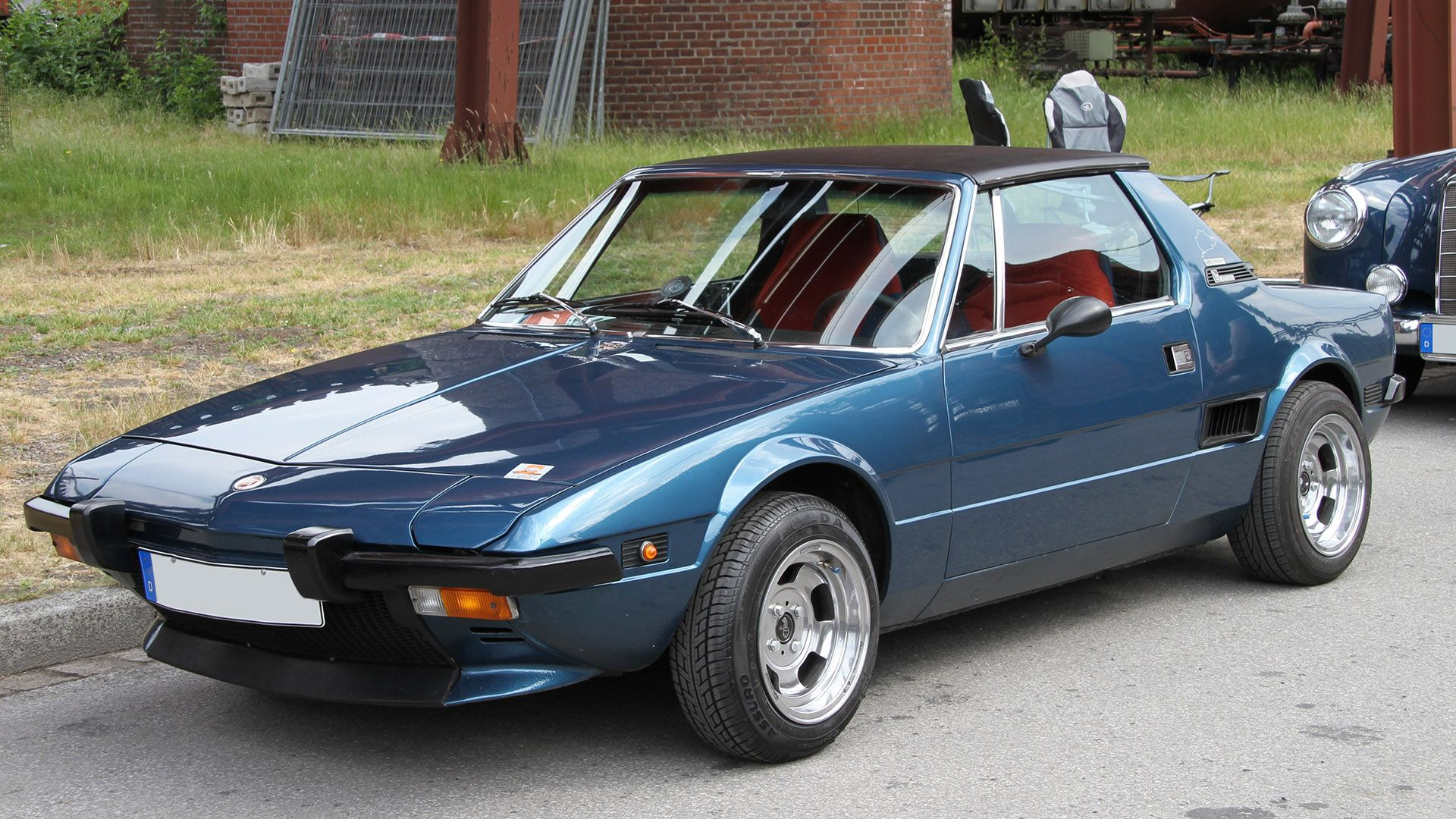 This Bertone Concept Was Turned Into The Fiat X 1 9 With Images