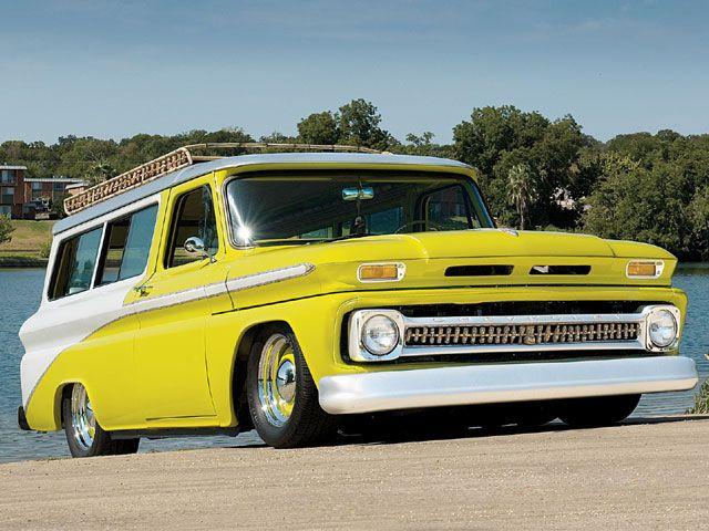 1965 Chevrolet Surburban