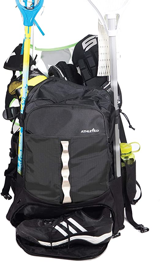 Athletico Lacrosse Bag Extra Large Lacrosse Backpack