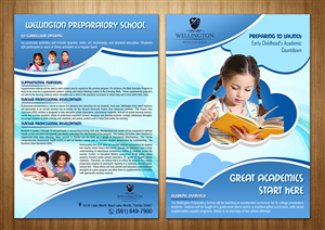 Brochure Design By Sd Web Creation  St PaulS Design Materials
