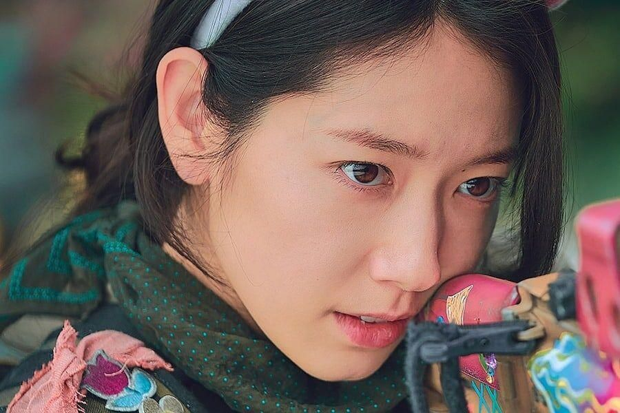 "Park Shin Hye Transforms Into Brave Warrior In Upcoming Drama ""Sisyphus: The Myth"""