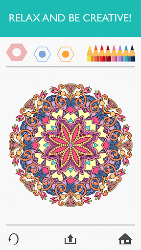 Apk For Android Colorfy Coloring Book Free V1 1 0 Apk Coloring Books Colorfy Colorful Pictures