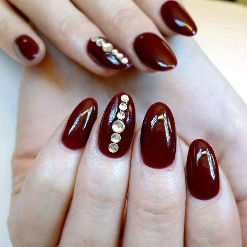 43 Classy and Cheery Nail Art for Oval Nails That You Will Love to ...