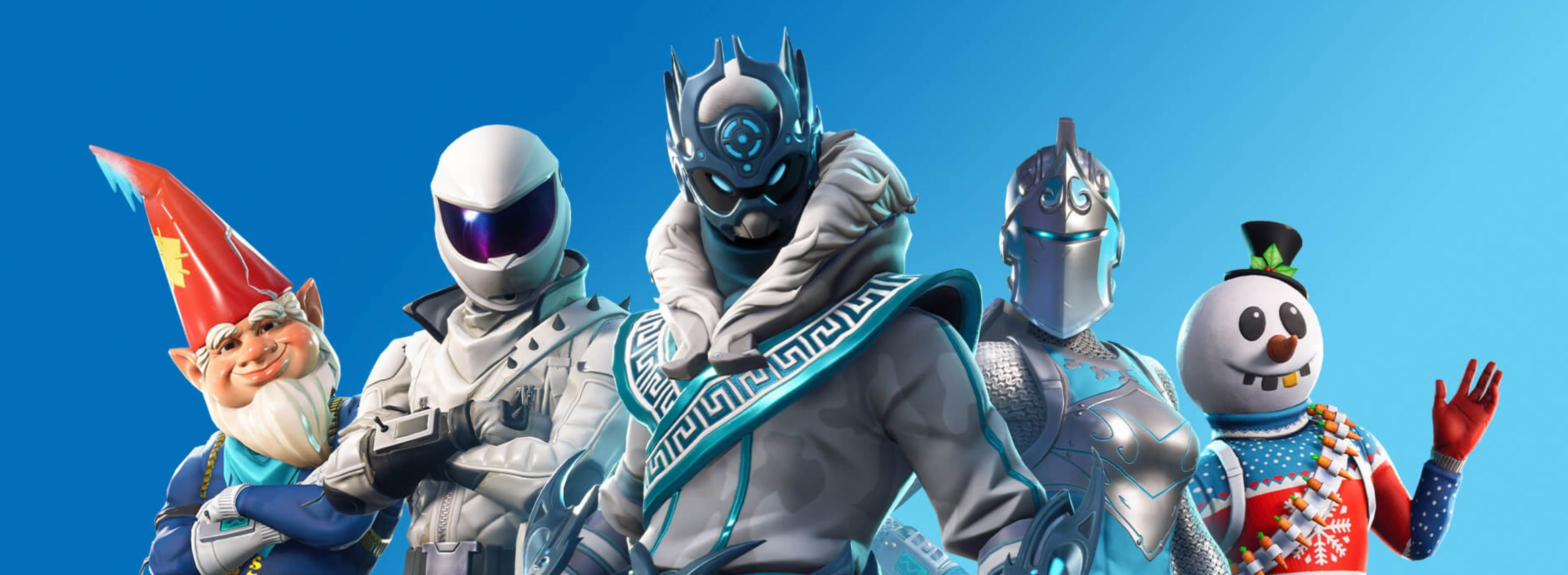 Fortnite Now Supports Split Screen Multiplayer On Xbox One And Ps4