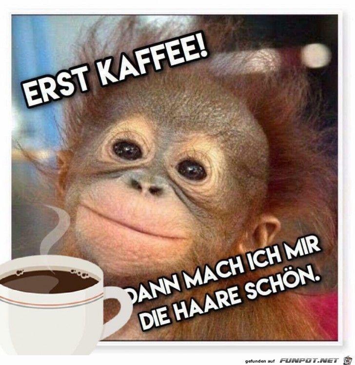 Lustig Guten Morgen Kaffee Witzig