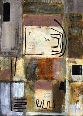 'Azolay'  #art #artist #collage #decollage #painting