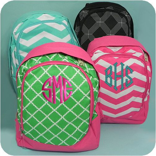 Construction Personalized Backpack. Keep your little one's school supplies  organized with this personalized backpack that