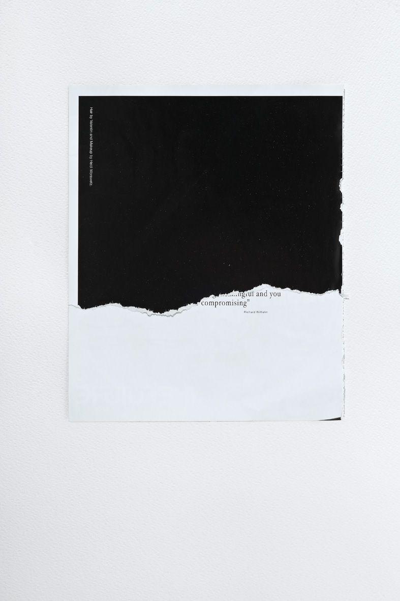 Pabli Stein, Sin titulo, Collage, 82 x 62 cm, 2011