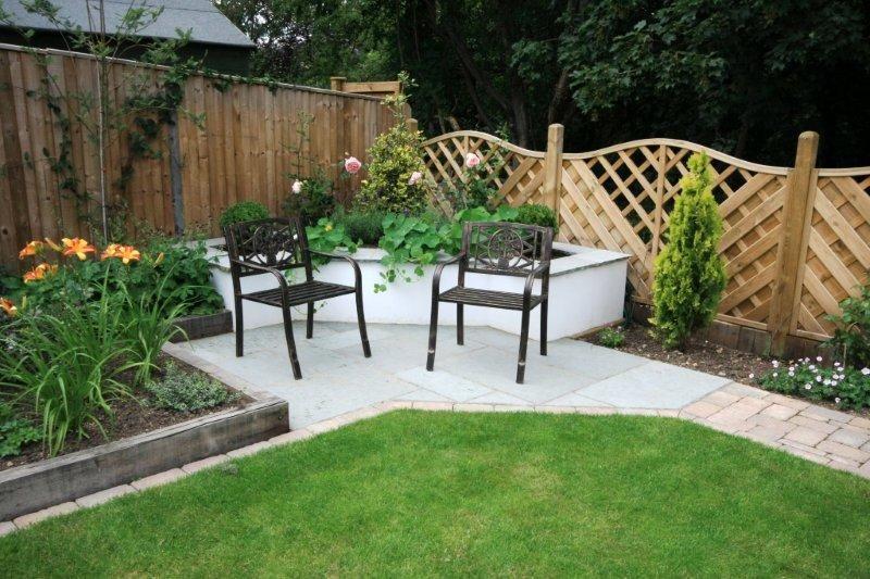 Garden Design Portfolio - ALDA Landscapes Biggleswade garden - Garden Design Company