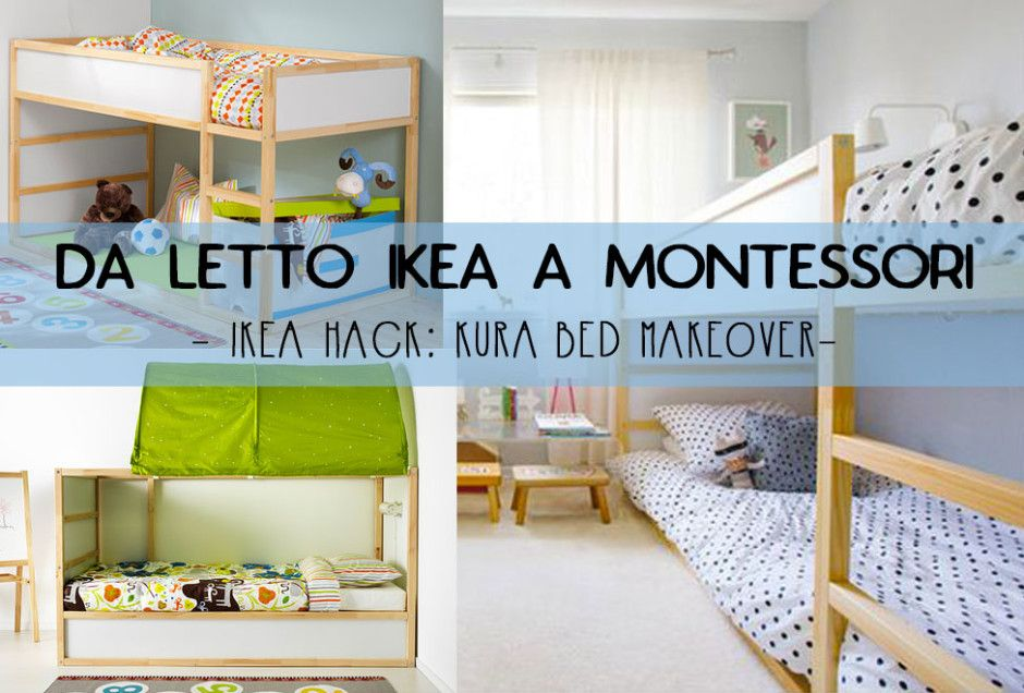 da kura a lettino montessori diy per tutti i livelli montessori pinterest lits. Black Bedroom Furniture Sets. Home Design Ideas
