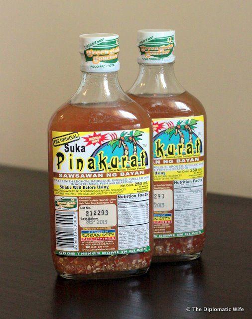 Iligan Original Pinakurat Vinegar A Must With Ukoy Good -3396