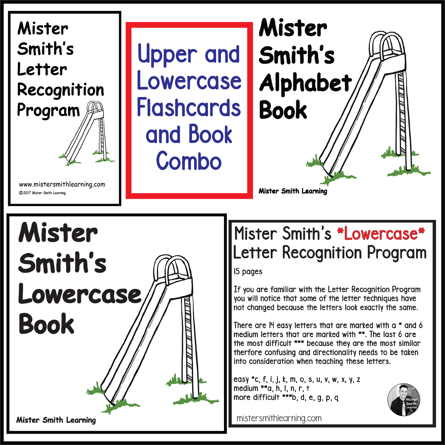 5 Reasons Why The Mister Smith Letter Recognition Program