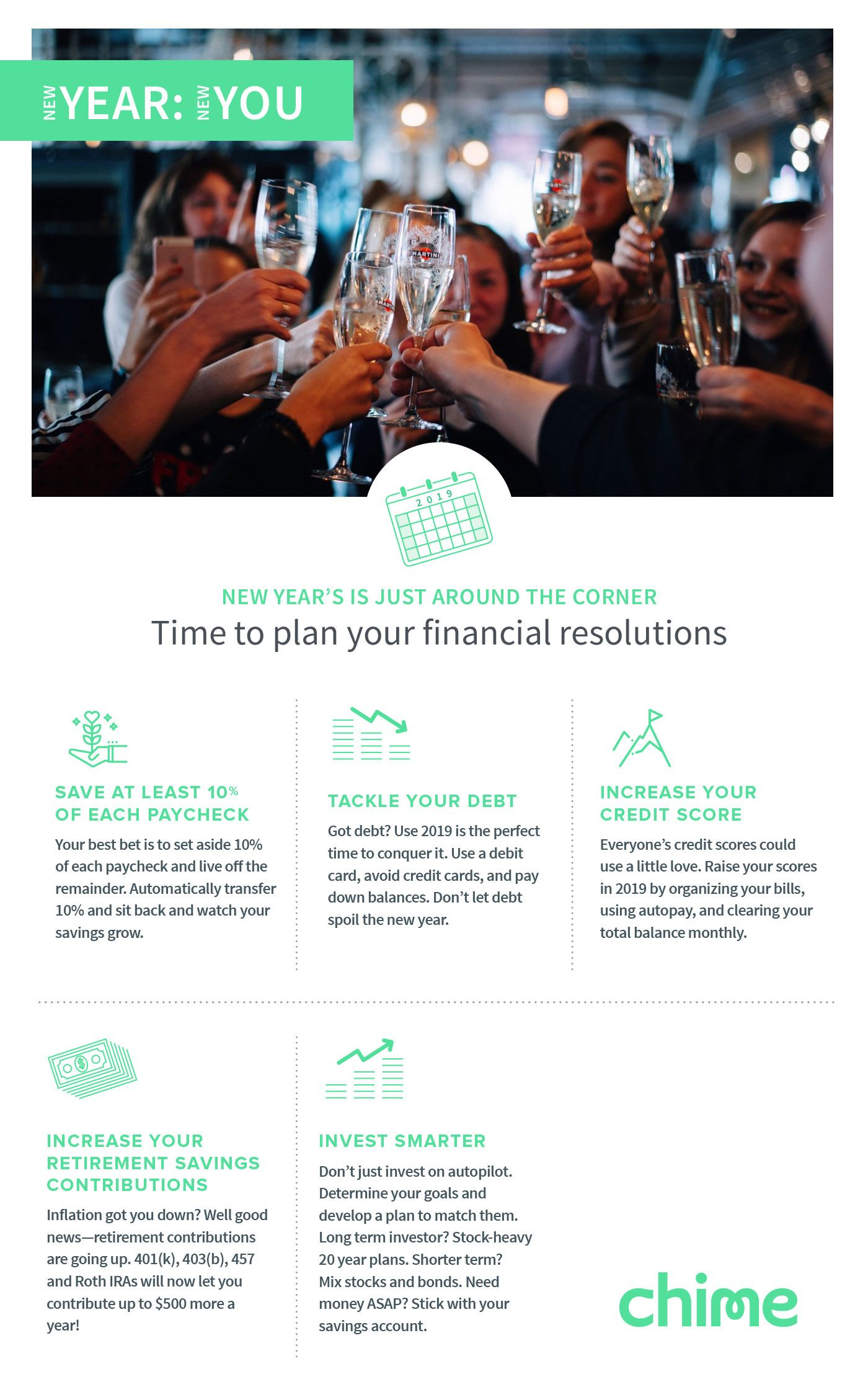 5 Strategies To Be More Financially Healthy In