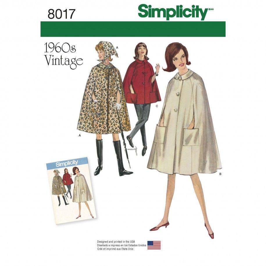 Simplicity 7262 Sewing Pattern UNCUT Vintage