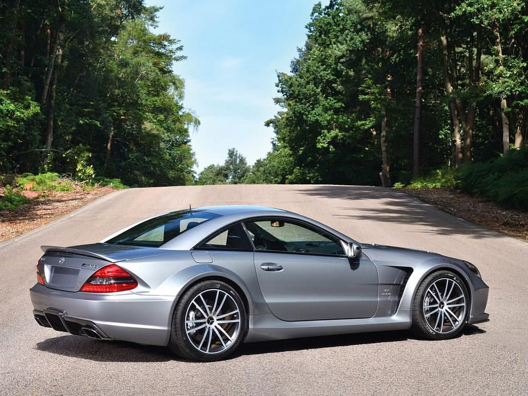 Sl65 Amg Black Series The Dark Side Of Mercedes Amg Mercedes Images, Photos, Reviews