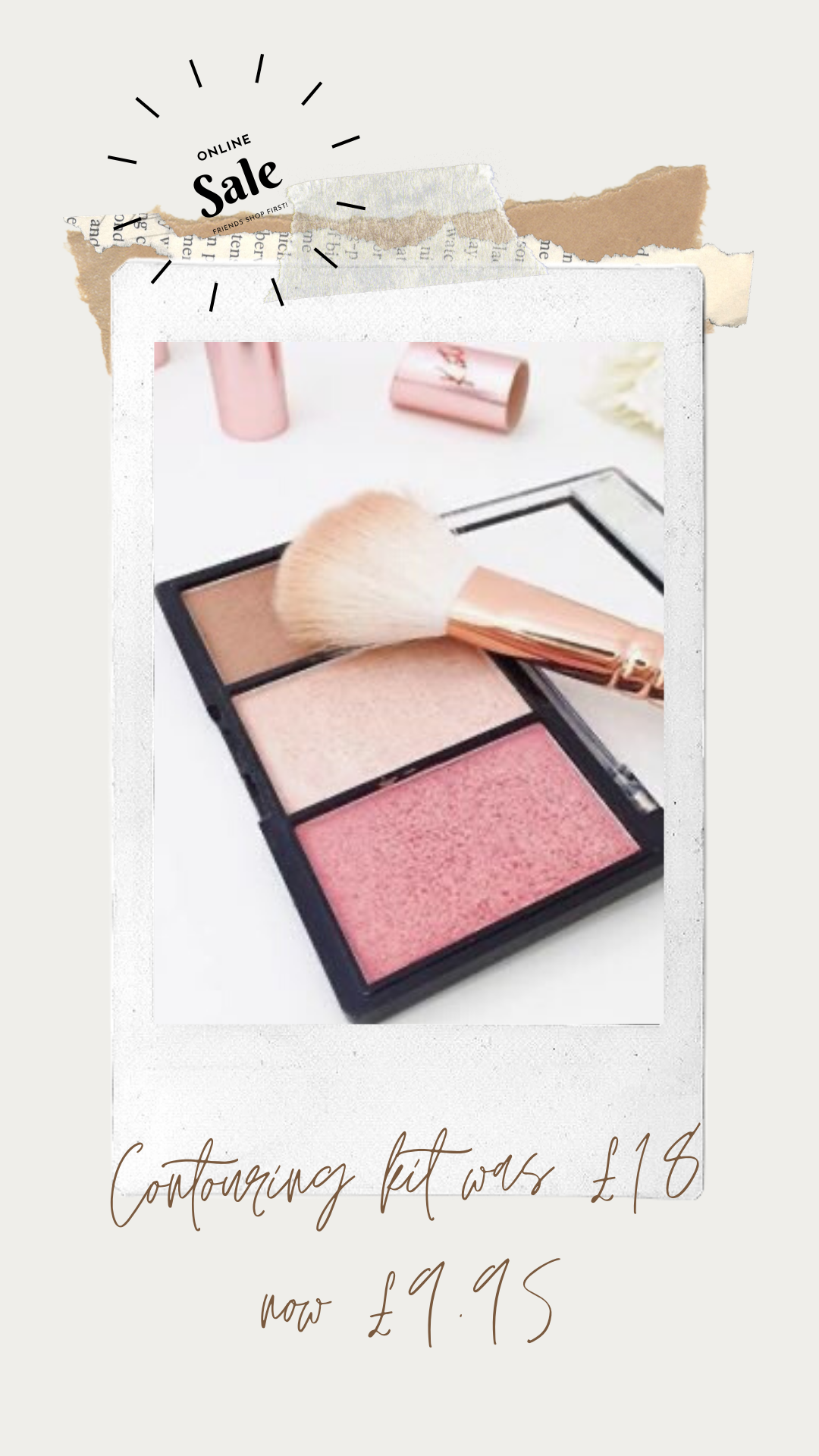 Contouring Kit in 2020 Contour kit, Color cosmetics