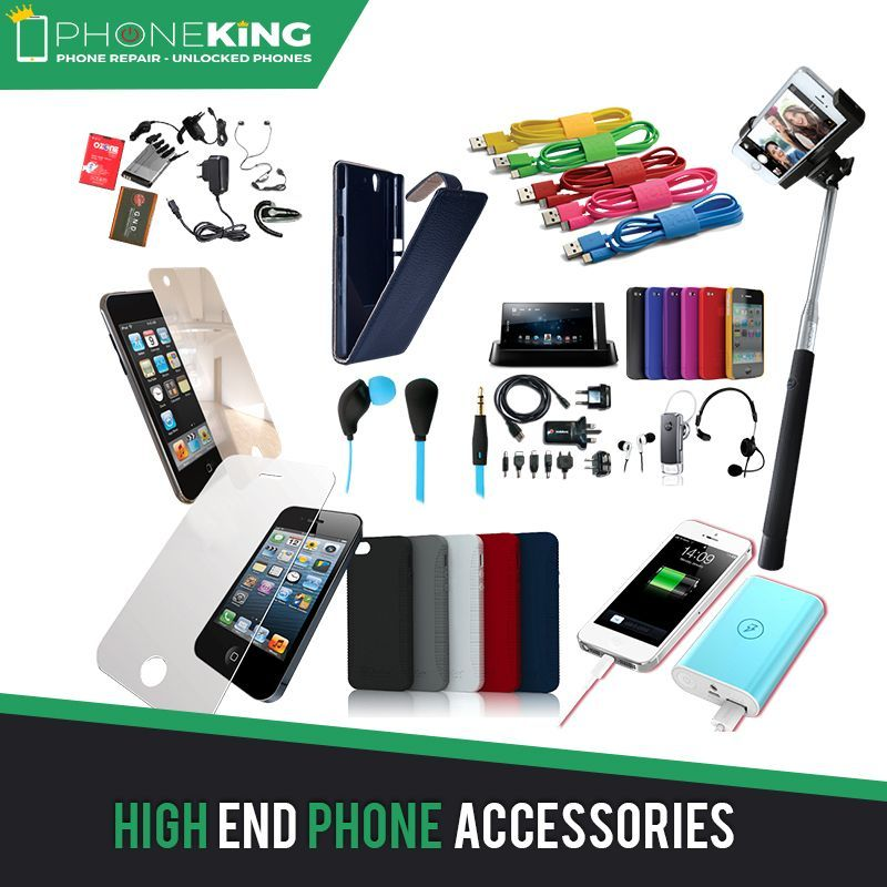 Buy High End Phone Accessories Online At The Reasonable Prices