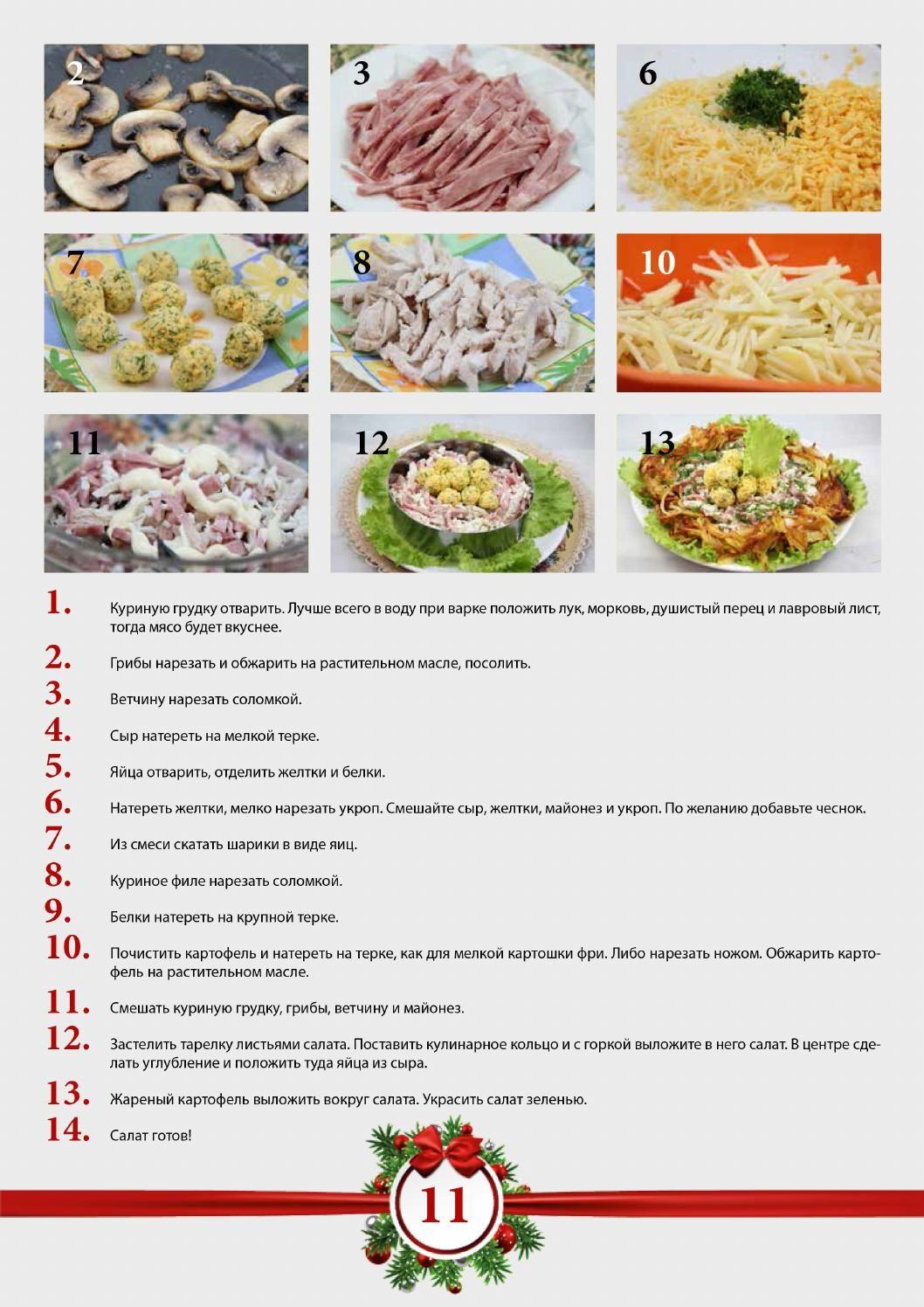 Закуски пошаговые рецепты с фото