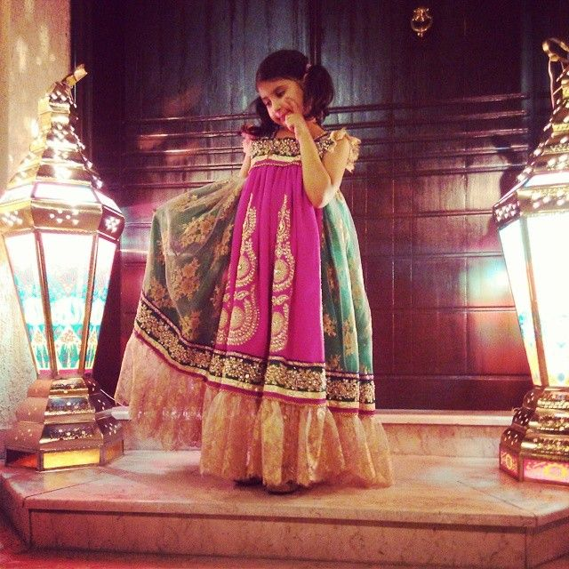 370 Likes 222 Comments تسيوره Tasyora On Instagram Ksa Doha Daraa Dubai Q8 Qatar Ramadan Collection W Girls Dresses Tween Kids Gown Kids Dress