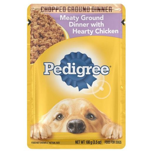 Pedigree Dog Food Pouches 17 At Target Easy Deal No Coupons