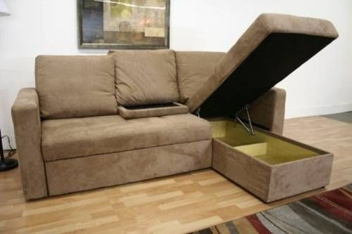 Sectional Sleeper Sofa With Storage | Home Designs Wallpapers