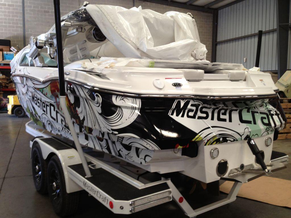 Sirlin Flying Skull Xstar For Mexico 2012 Sirlin Xstar Mastercraft Boats Wraps Mastercraft Boat Boat Wraps Boat