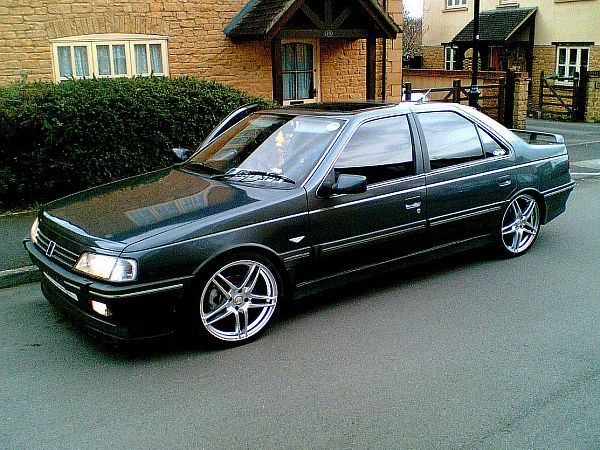Modified Cars Auto Car Tuning News Videos Pictures Peugeot 405 Peugeot Coches Geniales