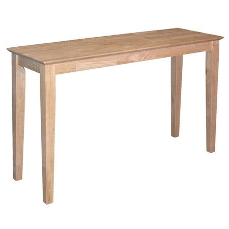 found it at wayfair shaker console table httpwwwwayfair - Shaker Kitchen Table