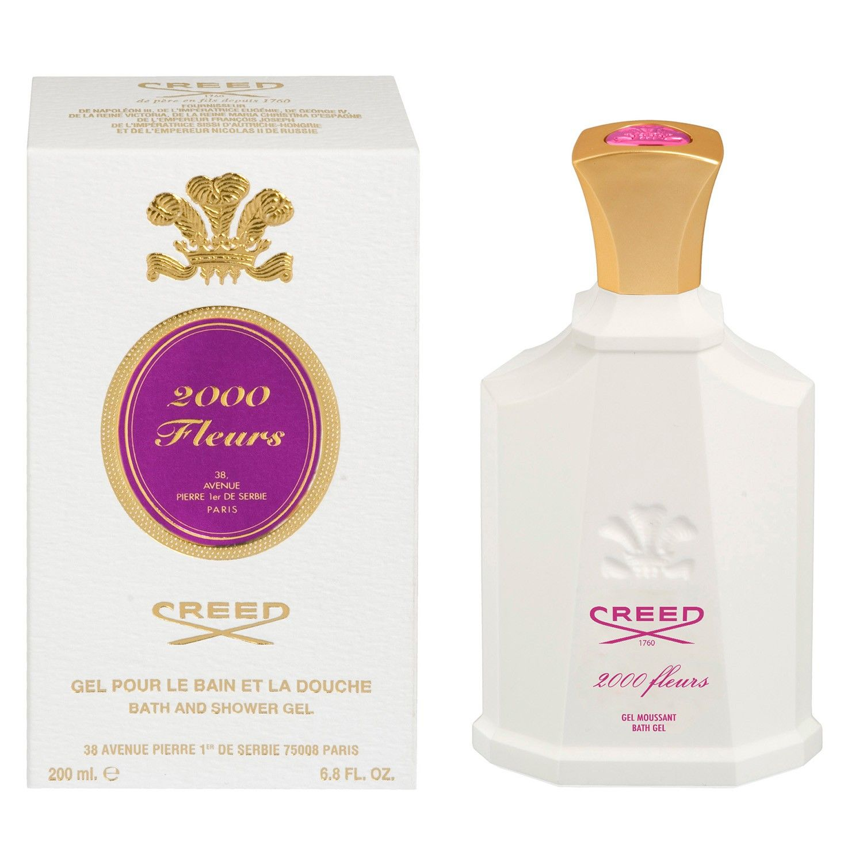Creed 2000 Fleurs Shower Gel Shower gel, Flower shower