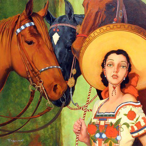 Galeria del Artista Fred Calleri