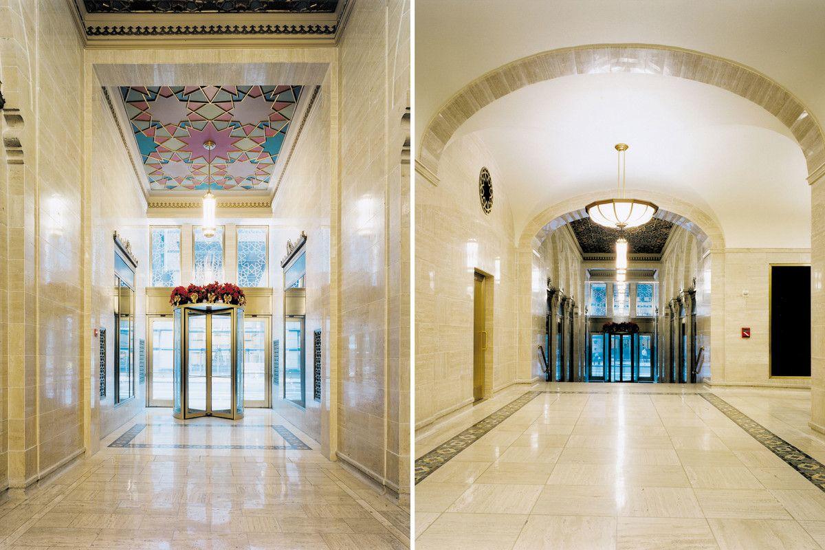 art deco ~ new york city | graybar building, 420 lexington avenue