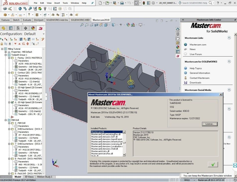 mastercam x9 for solidworks download