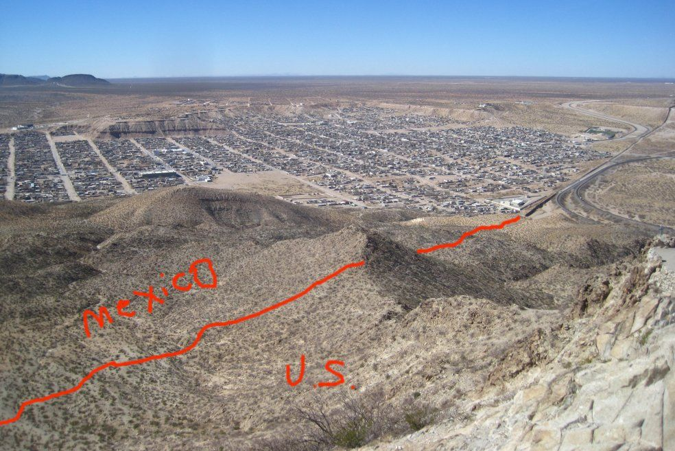 Pin By Steve Garufi On Usa Mexico Border Fence Mexico