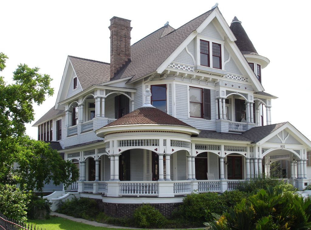Deakle Law Office Victorian Homes Old Victorian Homes Victorian Style Homes