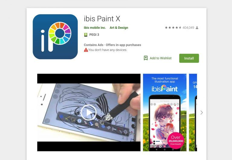 Top 10 Drawing Apps for iOS and Android Webdesigner