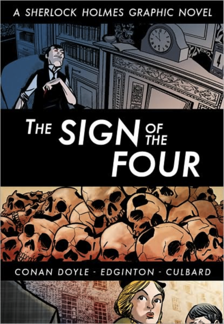 the sign of the four by arthur conan doyle gcse english literature sherlock holmes