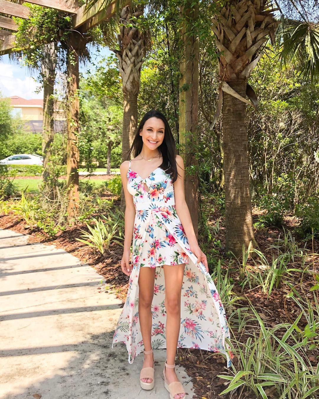 c7d935ab8ecc Our Tropical Maxi Romper is perfect for your next getaway! Features a  vibrant floral print