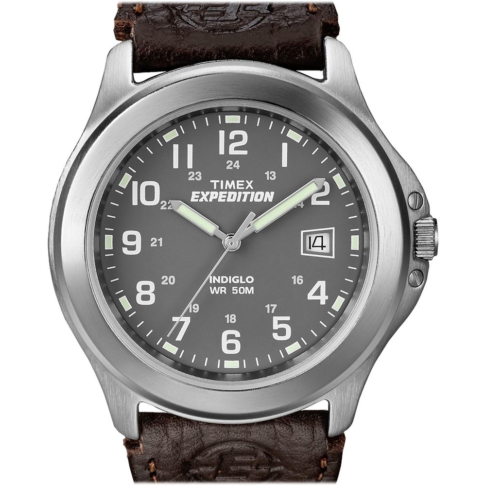 bc5642b2d2c Timex - Expedition Metal Field Wristwatch - Silver tone