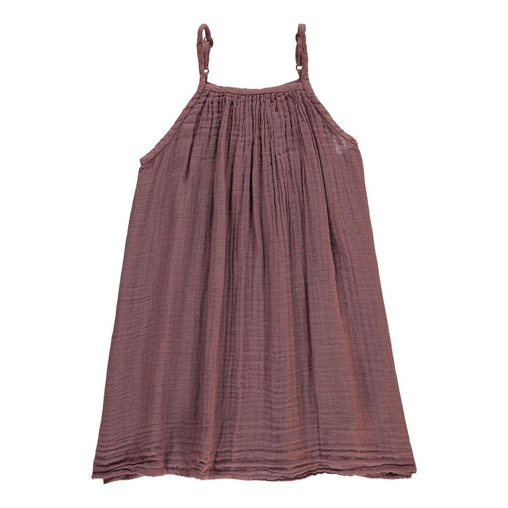 Numero 74 Kleid Mia Dunkles Lila Dunkles Lila