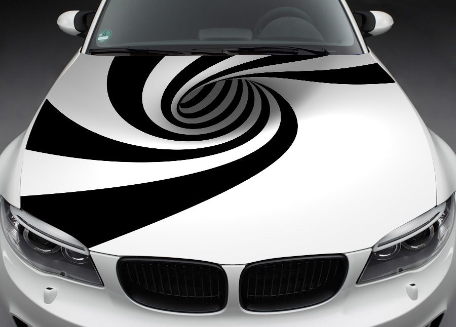 Graphics For Car Hood Decals And Graphics Wwwgraphicsbuzzcom - Custom vinyl decals for car hoodssoldier full color graphics adhesive vinyl sticker fit any car