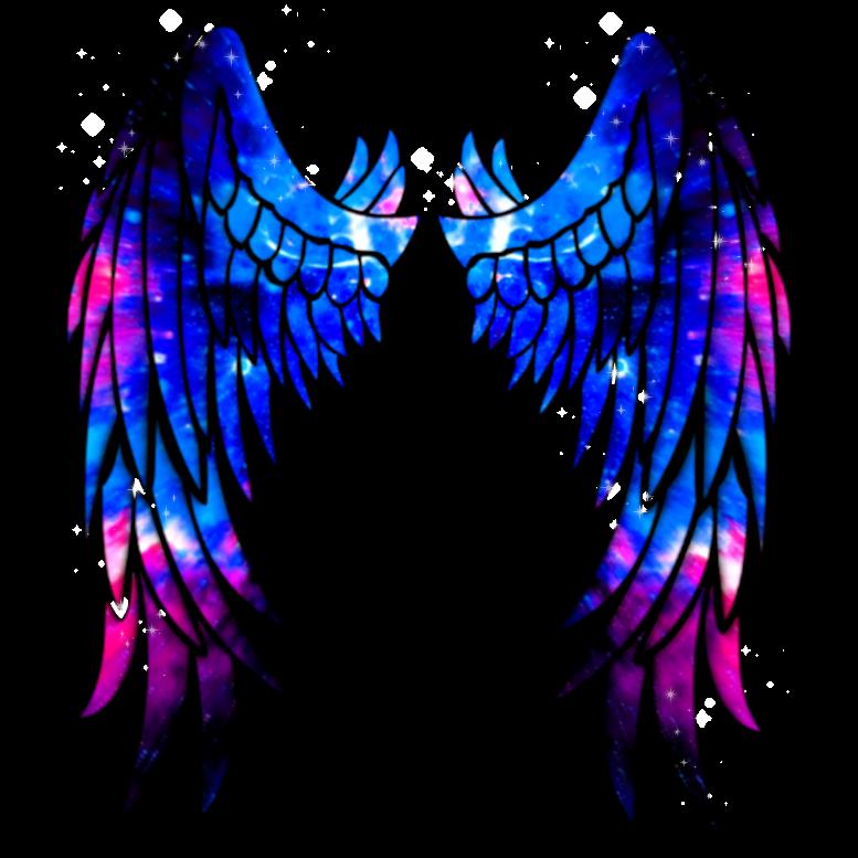 Freetoedit Wings Krylya Wing Neon Kosmos Remixed From Slappy Alica Wings Wallpaper Angel Wings Background Angel Wings Art