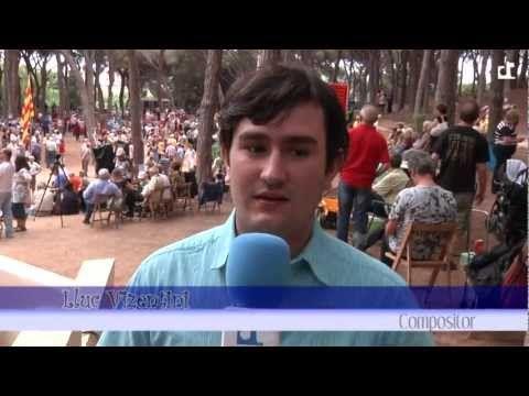 85è Aplec de la Sardana a Calella 2012 - YouTube