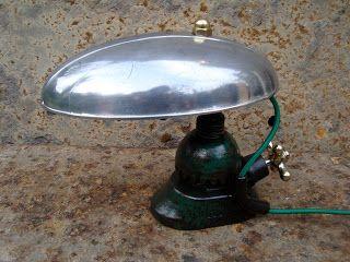 the rag and bone man: LAMP.