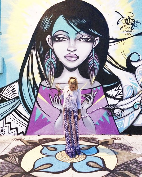 "Editors Blog: ""Getting Back to My Roots"" #blog #disfunkshionmag #fashion #streetart #bohemian #style #miami"