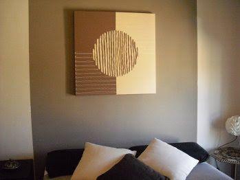 Como pintar un cuadro vosotras ideas hogar pintar - Ideas para pintar cuadros ...