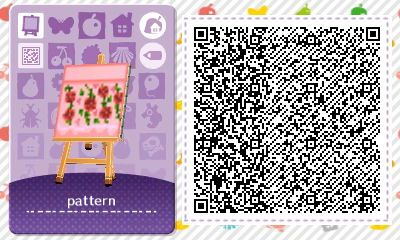 Animal Crossing Bed Patterns