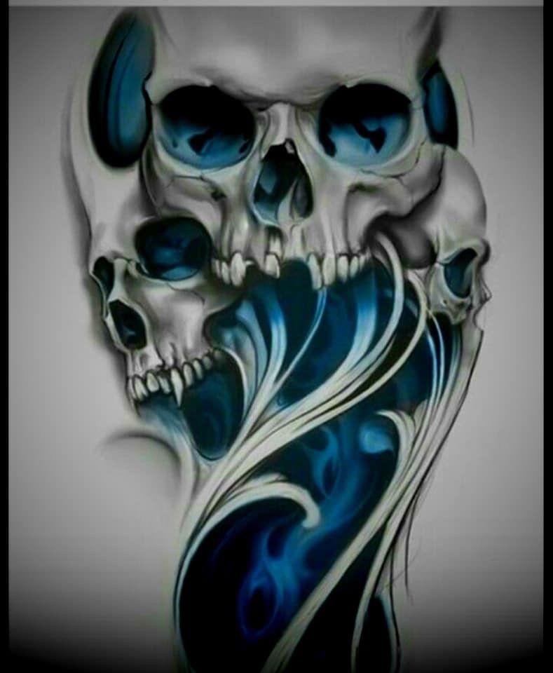 Pin By Julie Reilly On Skull Pix Skulls Drawing Skull Sleeve Tattoos Skull Tattoos